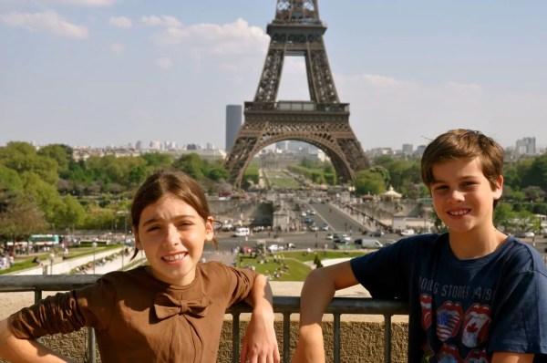 Paris com crianças - Just Real Moms