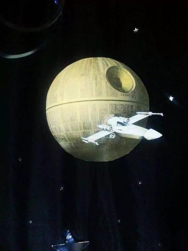 Festa Star Wars!