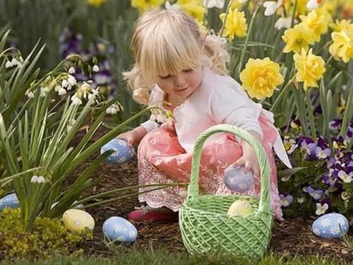 Caça aos ovos - Just Real Moms