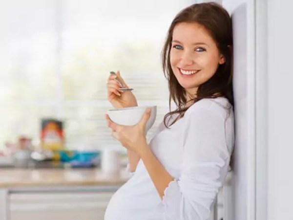 Alimentação na gravidez - Just Real Moms