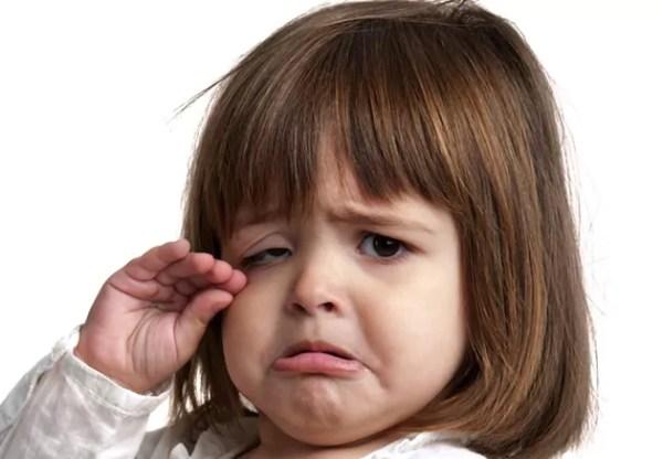 """Nunca mande uma criança """"engolir o choro""""! - Just Real Moms"""