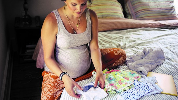 A malinha da maternidade