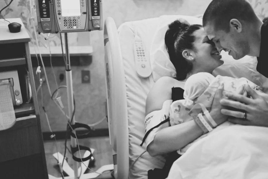 15 fotos emocionantes de partos
