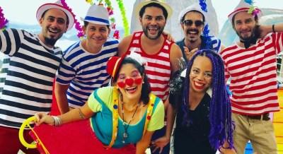 Feriado animado para as crianças do Rio de Janeiro - por bora.ai