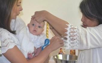 Just Real Moms Por Que Batizar o Bebe Sam Mestre Nona Castro