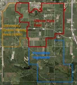 UmorePark--DakotaCounty--RosemountMN-map