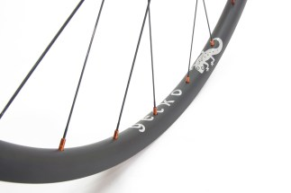JRA carbon rims