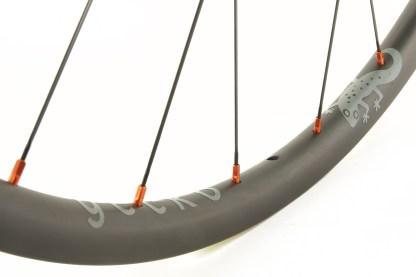 Gecko 650b carbon wheels