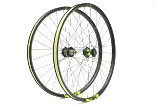 Monitor alu wheels
