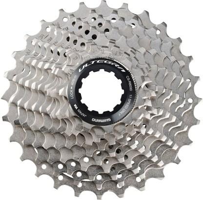 Ultegra cassette with wheels 11-28