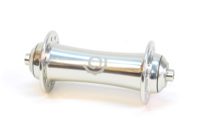 Industry Nine front road hub – silver