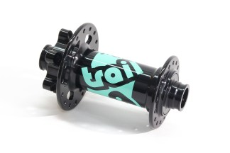 JRA 6-bolt J-bend front hubs – Boost 110mm
