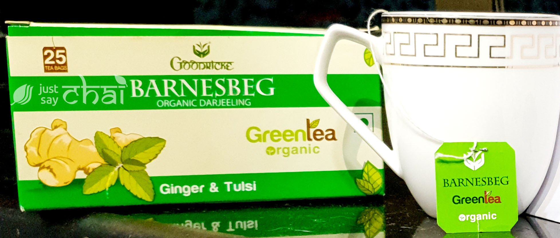 Barnesbeg Organic Green Tea