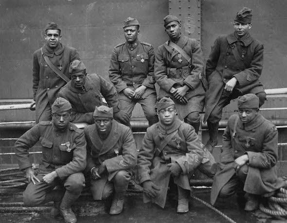 Harlem-Hellfighters-1919