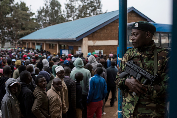 Deadly violence as opposition claims 'vote fraud — KENYA