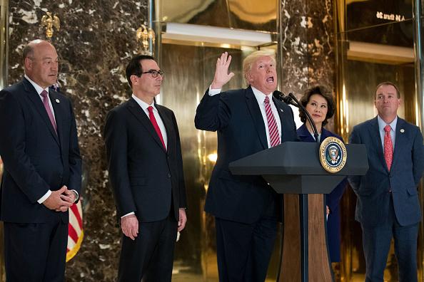 Donald Trump's first pardon spares political ally Joe Arpaio
