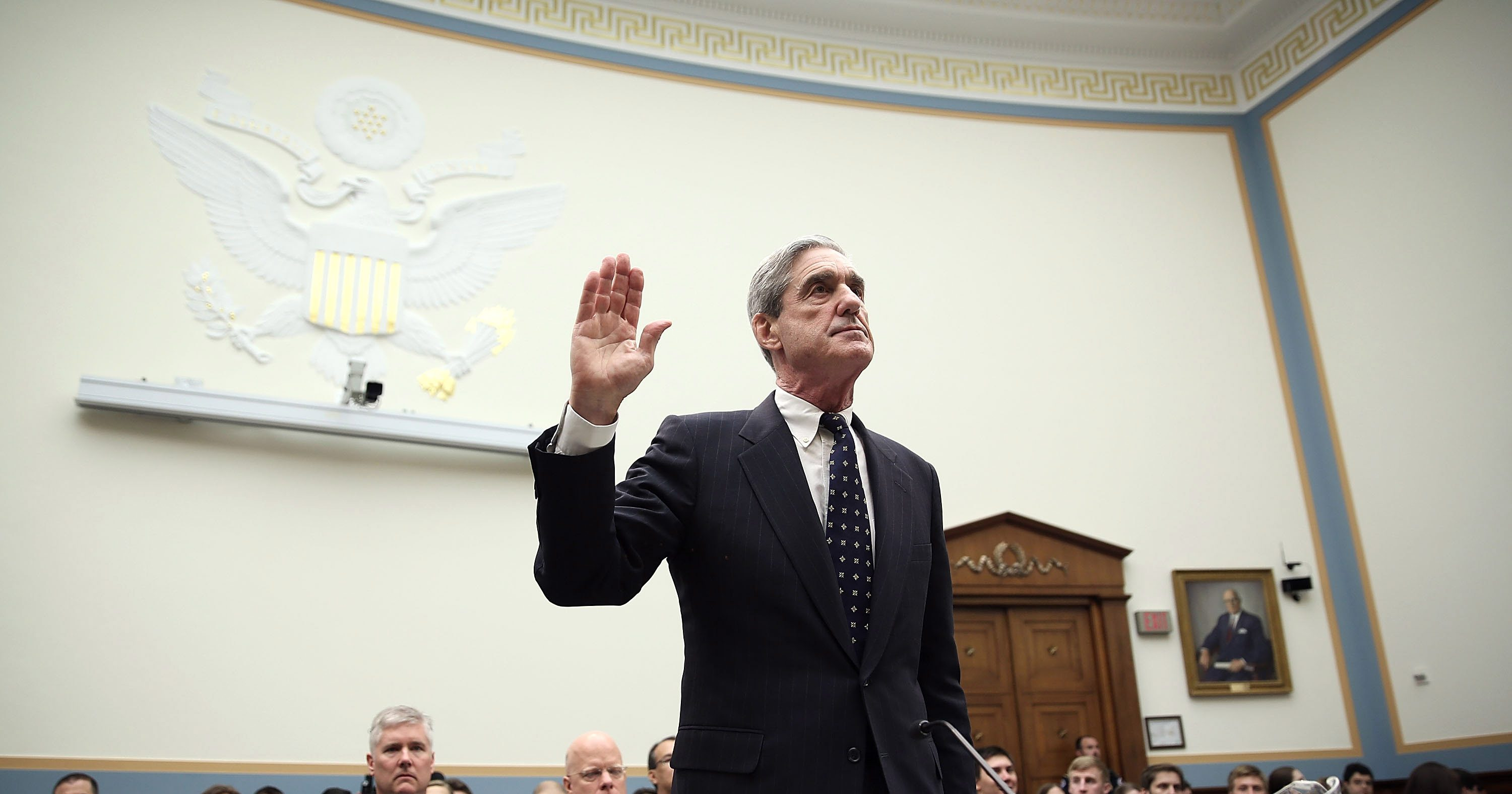 Unsealed Documents in Special Counsel Mueller's Investigation [Updated] - Just Security