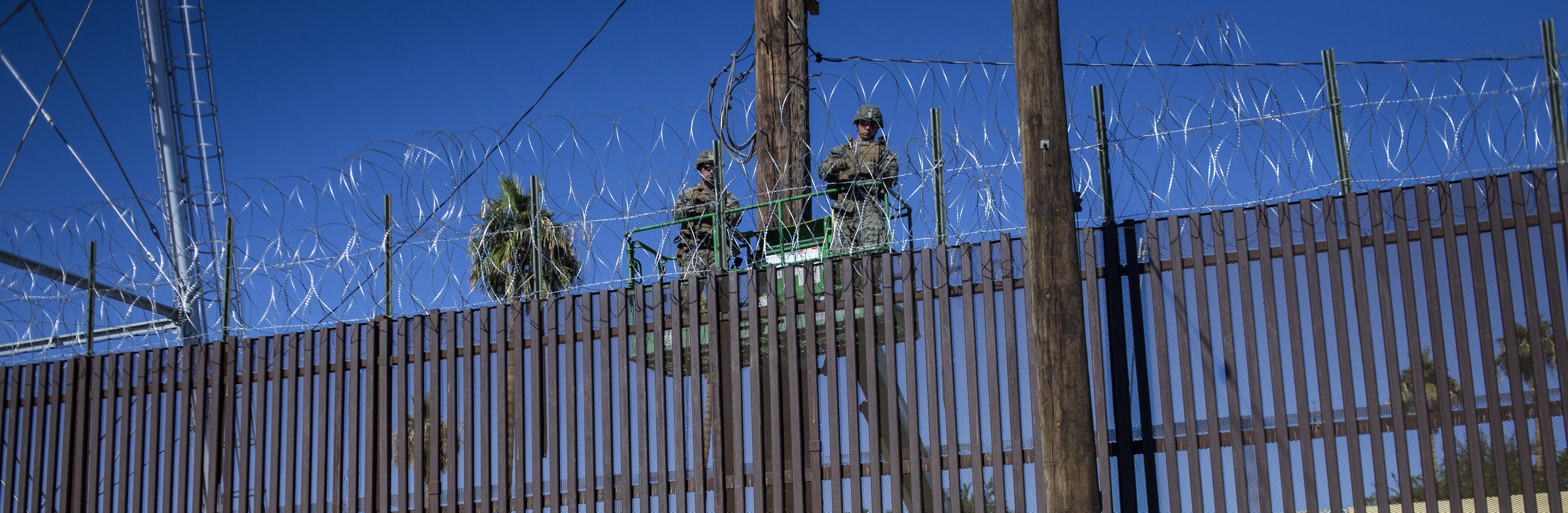 Trump's Plan to Have the Military Build a Wall is Illegal