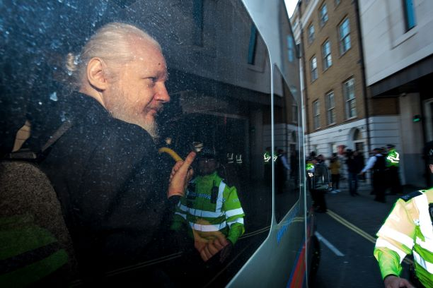Assange Indictment Is Shot Across the Bow of Press Freedom