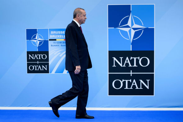 Can Turkey be Expelled from NATO? It's Legally Possible, Whether or Not Politically Prudent