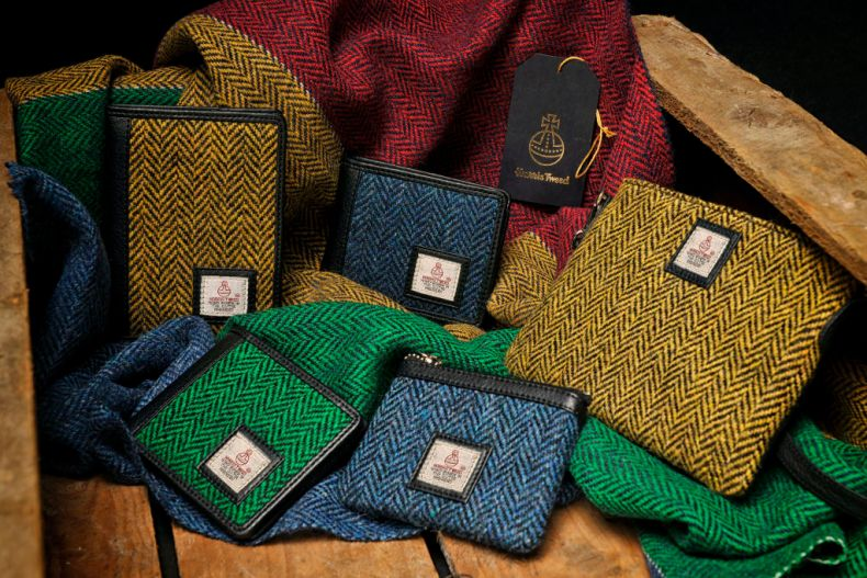 Maccessori Tweed products for the Commonwealth Games.