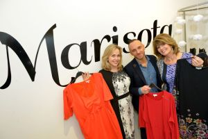 Marisota Pop up store in Buchanan Galleries.