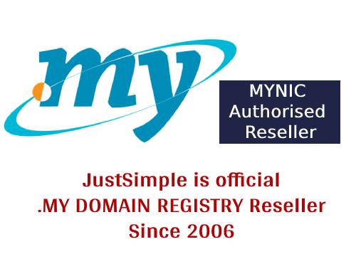 Malaysia .com.my Domain Registration