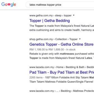 woocommerce malaysia seo product ranking