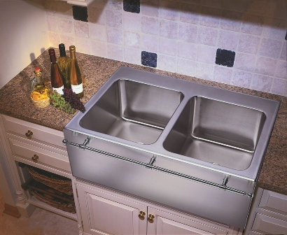 Large Capacity Sink Farmhouse Apron Sinks By Just