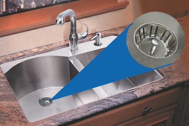 stainless steel integra sink