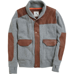 Alps & Meters Shawl Collar Jacket - Men's