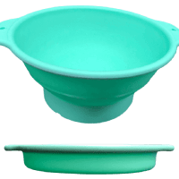 New! Multifunctional, Collapsible Silicone Bowl