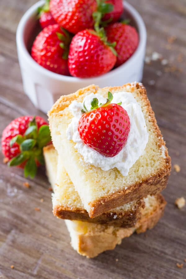 Simple Caramel Cake Recipe