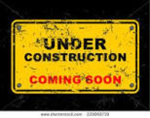 Under Construction/Coming Soon