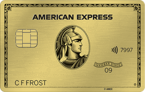Best Annual Fee Credit Cards - American Express Gold