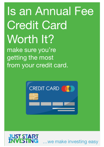 Is an Annual Fee Credit Card Worth It - Pinterest