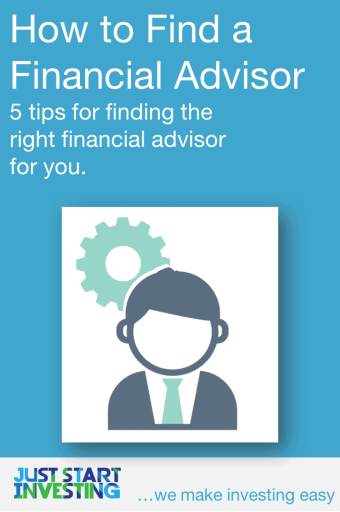 How to Find a Financial Advisor - Pinterest