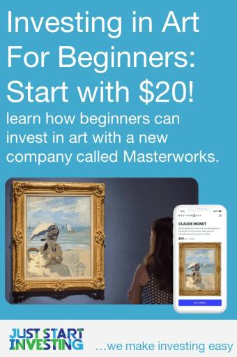 Investing in Art for Beginners - Pinterest