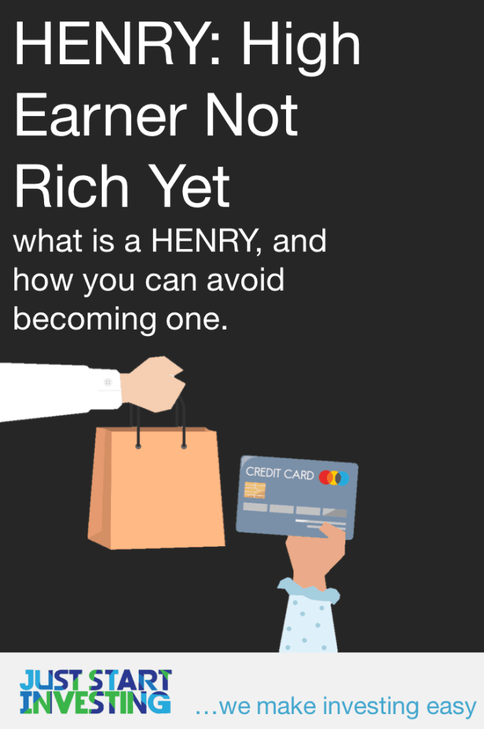 High Earner Not Rich Yet - Pinterest