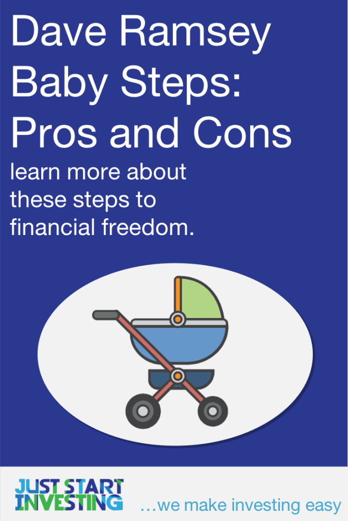 Dave Ramsey Baby Steps Pros and Cons - Pinterest