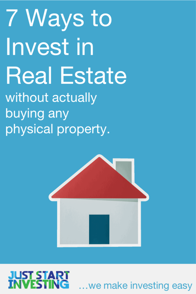 Invest in Real Estate - Pinterest