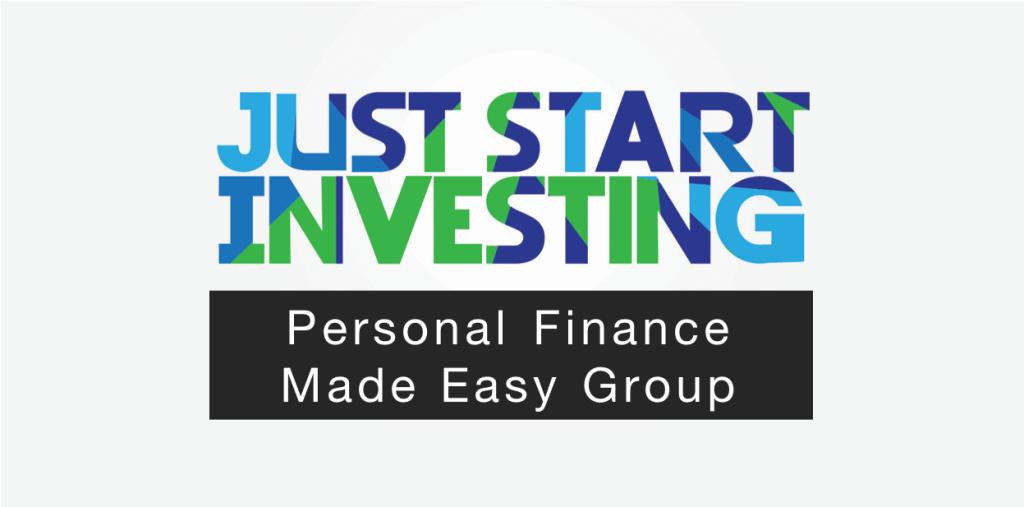 Just Start Investing Giveaway - Personal Finance Made Easy