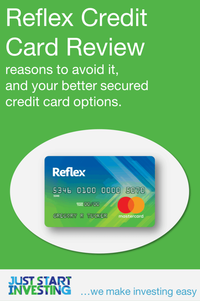 Reflex Credit Card Review - Pinterest