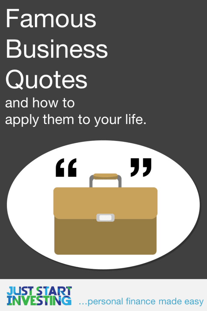 Business Quotes - Pinterest