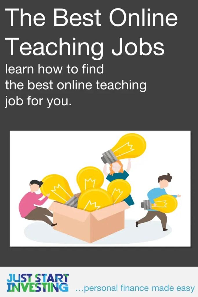 Online Teaching Jobs - Pinterest