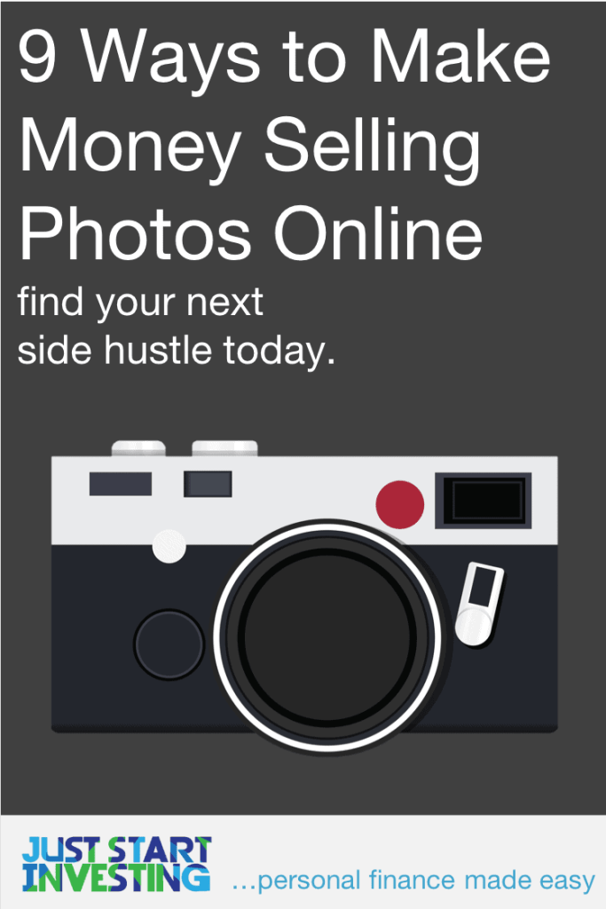 Selling Photos Online - Pinterest