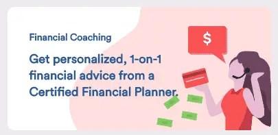 Trim App Financial Coaching