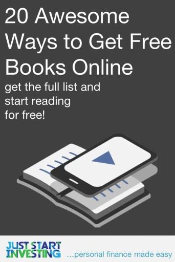 Free Books Online - Pinterest