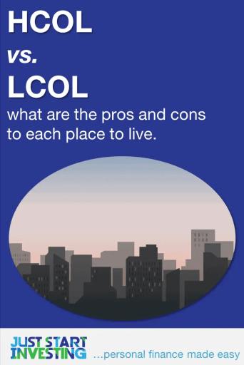 HCOL vs LCOL - Pinterest
