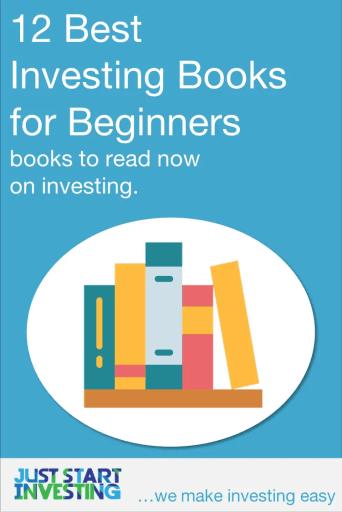Best Investing Books for Beginners - Pinterest